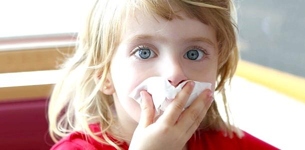 На варті здоров'я: алергія у дітей
