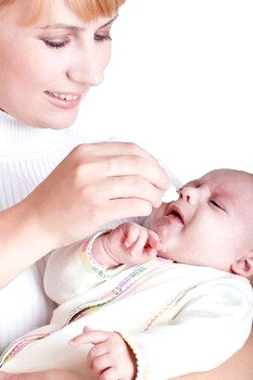 Нежить у новонароджених фото