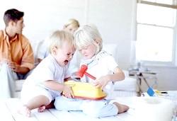 Неадекватна поведінка дітей