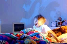 Нічні страхи у дітей