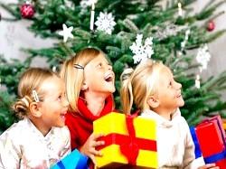 Новорічна розважальна програма для дітей