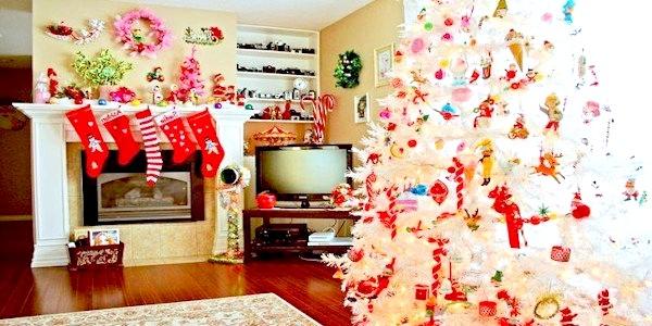 Новий рік 2015: прикрашаємо будинок бюджетно і красиво фото