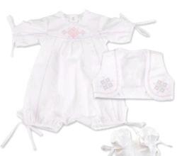 Одяг для хрещення малюка