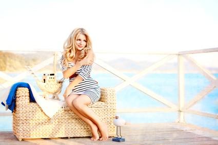 Одяг в смужку - модний тренд сезону весна-літо 2013