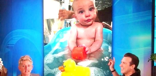 Олівія Уайлд і Джейсон Судейкіс показали підрослого малюка