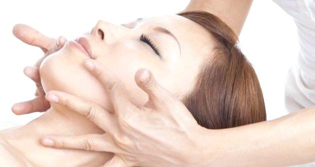 Омолоджуючий японський масаж обличчя Асахі фото