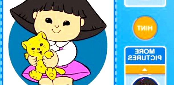 Онлайн-гра для малюків. Знайди 3 відмінності