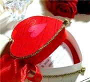 Оригінальна валентинка - коробочка