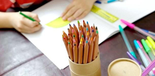 Осінні розмальовки для маленьких художників