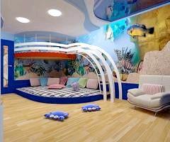 Основні правила для оформлення дитячої кімнати