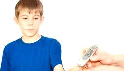 Основні ознаки цукрового діабету у дітей