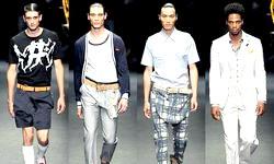 Основні тенденції чоловічої моди 2014