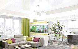 Особливості інтер'єру квартири в сучасному стилі
