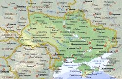 Відпочинок на території Росії, України і Білорусії