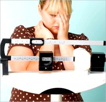 Звідки береться зайва вага? фото