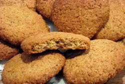 Вівсяне печиво рецепт фото
