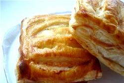 Печиво з листкового тіста