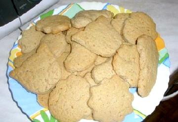Печиво на майонезі фото
