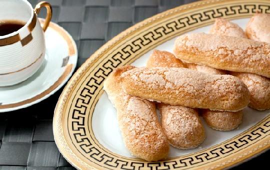 Печиво Савоярді фото
