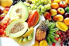 фрукти і овочі для годуючої матері