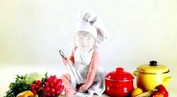 Харчування дитини. Що необхідно знати? фото