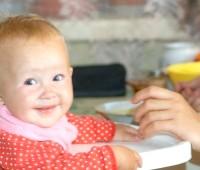 Харчування дитини в 6 місяців