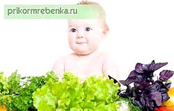 Харчування дитини в 7 місяців