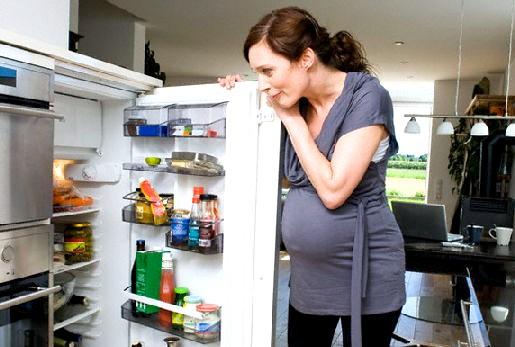 Харчування в першому триместрі вагітності