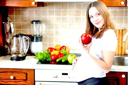 Харчування під час вагітності: основні правила фото