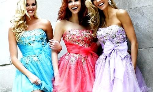 Сукні на випускний 2014: модні ідеї (ФОТО)