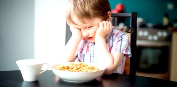 Поганий апетит у дитини: основні причини фото
