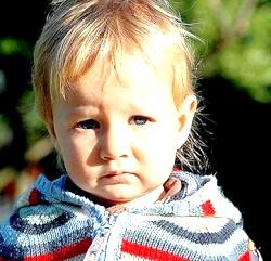 Чому ображаються діти? фото