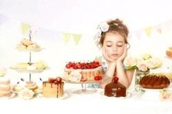 Корисні солодощі для дітей шкільного віку фото
