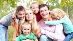 Допомога багатодітним сім'ям в Україні в 2013 році