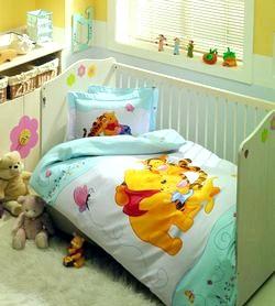 Постільна білизна для новонароджених