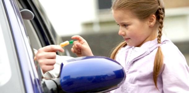 Правила безпечної поведінки: дитина на вулиці