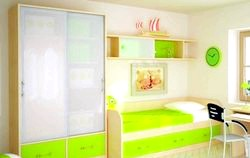 Правильна меблі для дитячої кімнати