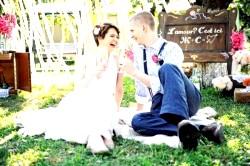 Правильна організація весільної фотосесії.