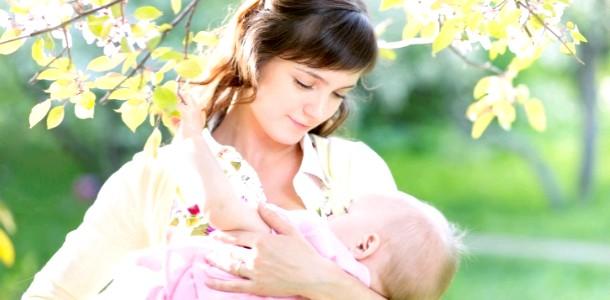 Правильне грудне вигодовування: поради молодій мамі