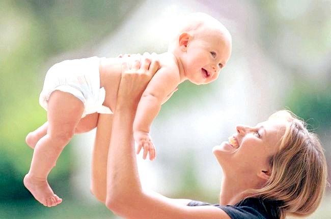 Правильне харчування годуючої мами
