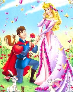 Принц і принцеса фото
