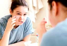Проблемна шкіра у підлітків фото