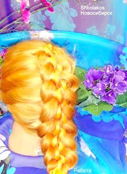 Програма онлайн зачісок для тих, хто хоче бути красивою