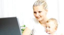 Робота вдома для мам