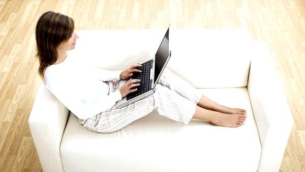 Робота в Інтернеті для майбутньої мами
