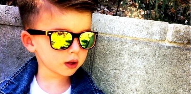 Райком Віксон - наймодніший дитина в Instagram (ФОТО) фото