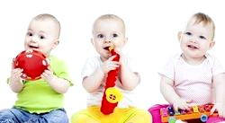 Різновиди дитячих музичних іграшок
