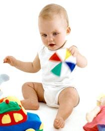 Розвиток дитини на 7 місяці