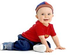 Розвиток дитини на 9 місяці