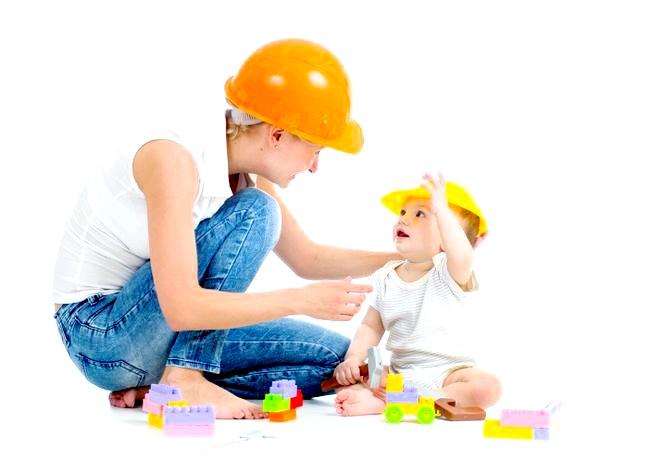 Розвиток дитини: вчимо геометричні фігури